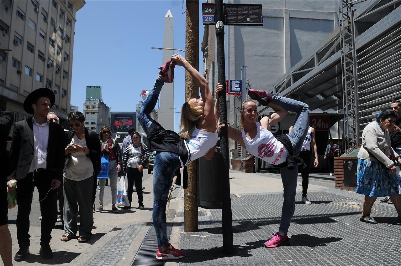 Baile del Caño Obelisco 1