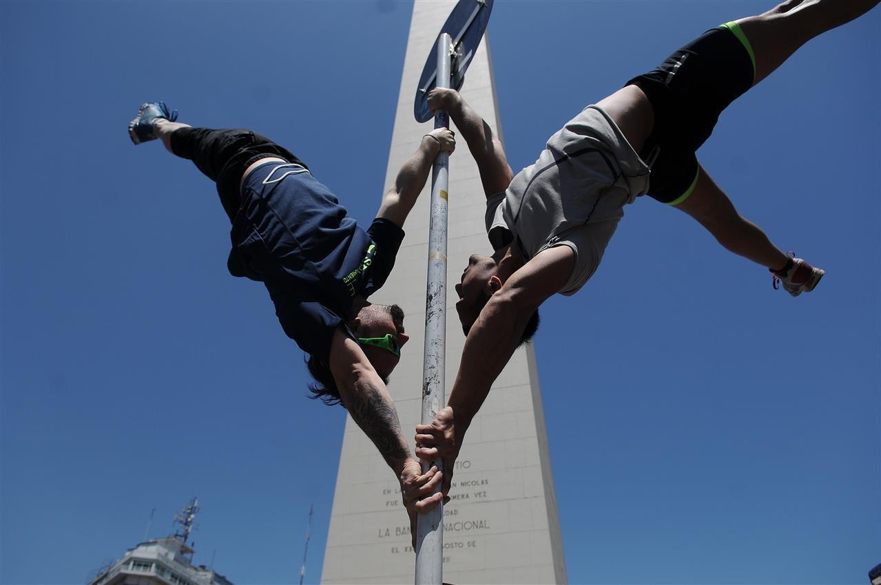 Baile del Caño Obelisco 2