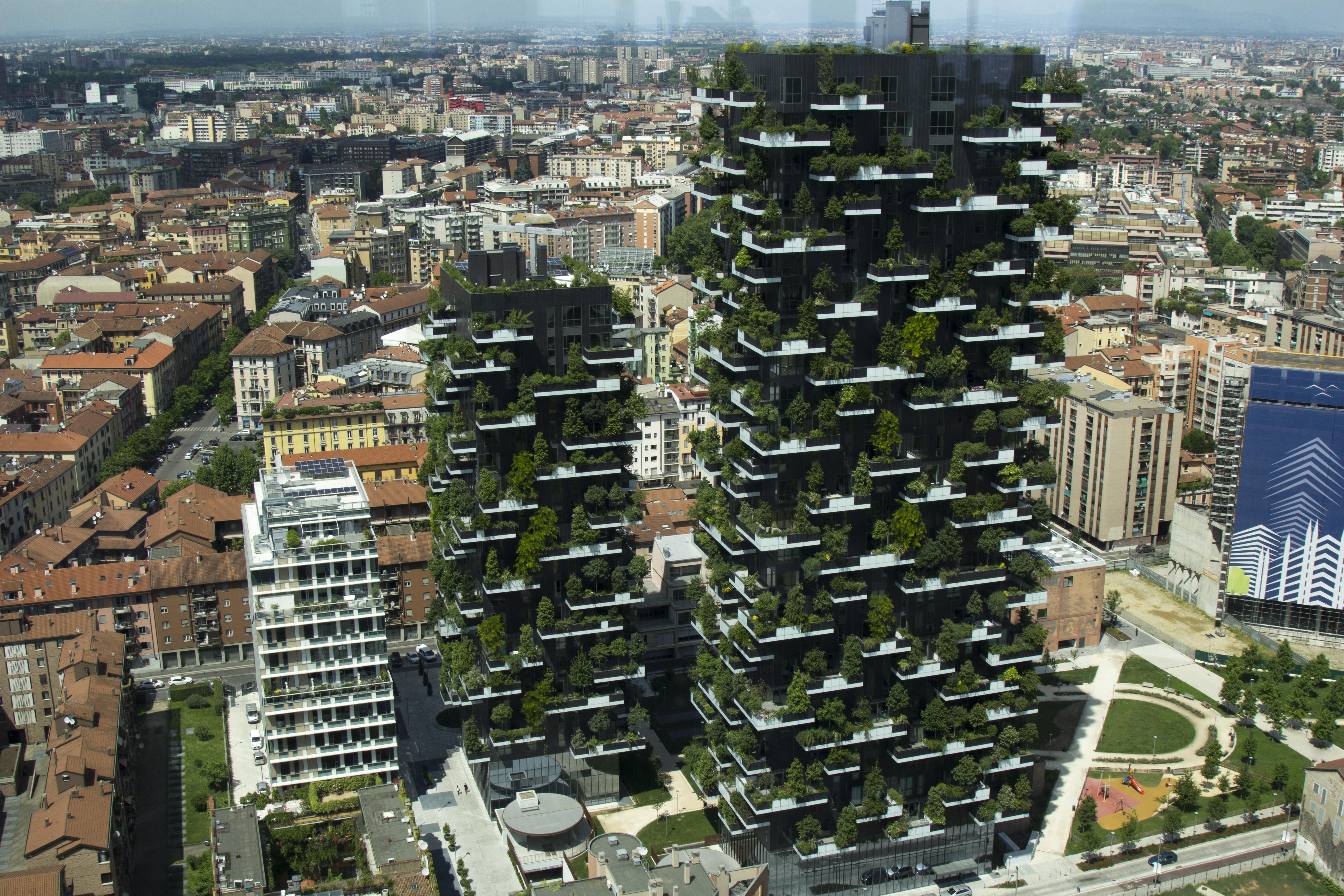 Bosque Vertical Milan 1