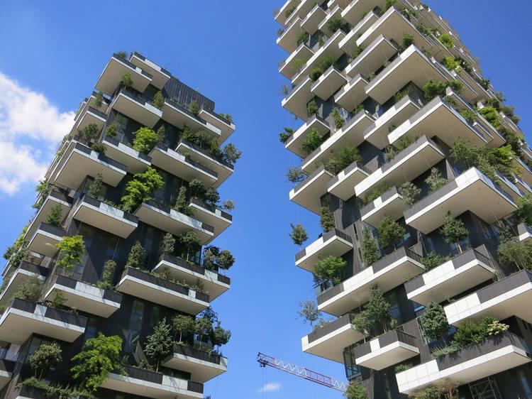Bosque Vertical Milan 2