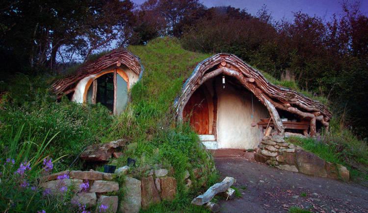 Casas Bajo Tierra 4