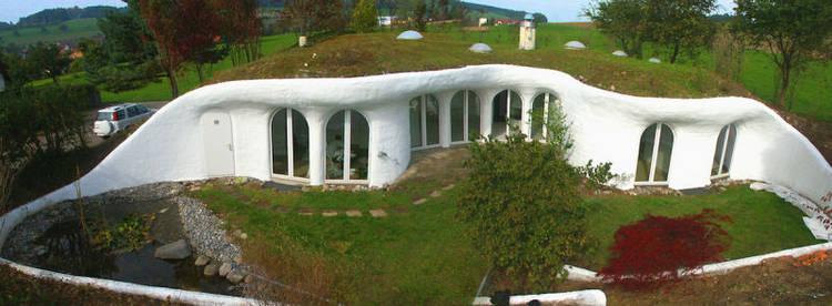 Casas Bajo Tierra 7