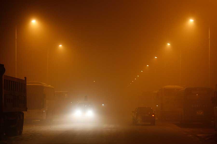 Contaminacion en China 4