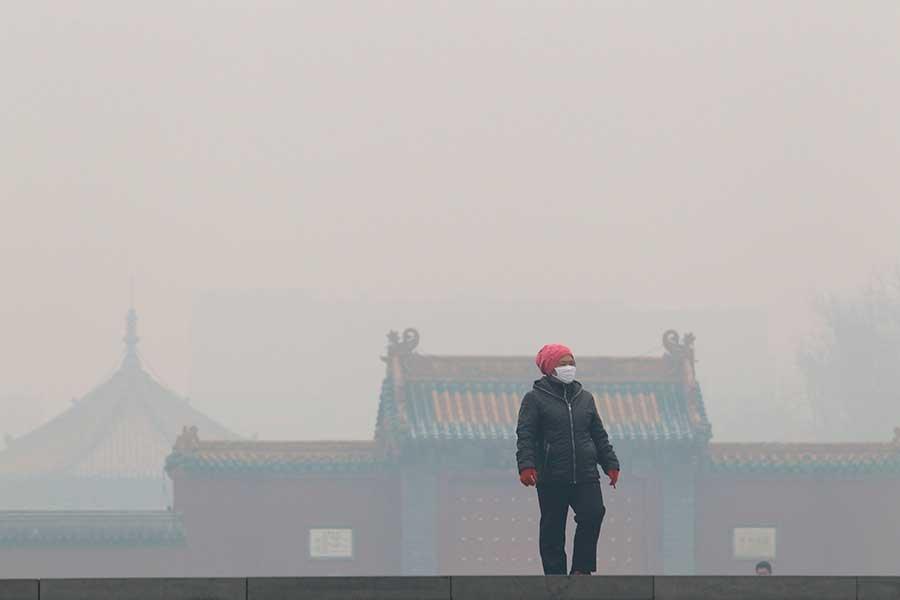 Contaminacion en China 5
