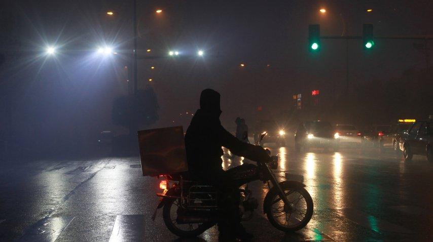 Contaminacion en China 6