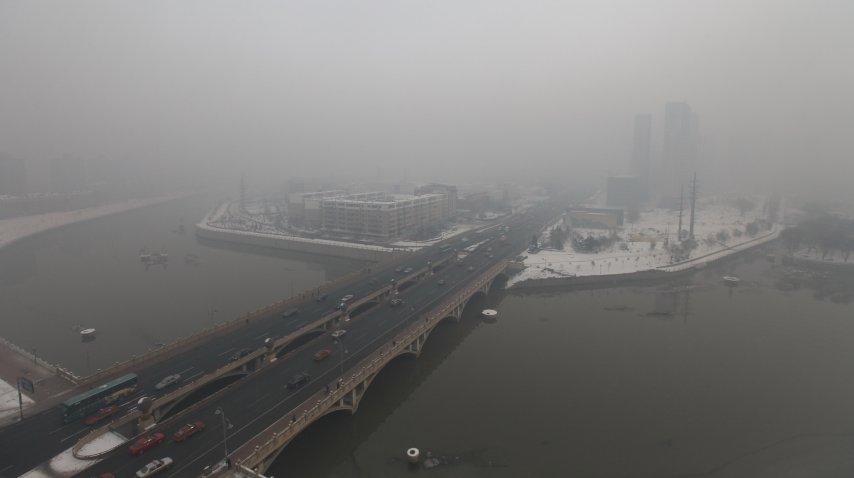 Contaminacion en China 7
