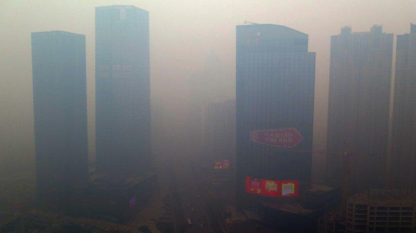 Contaminacion en China 8