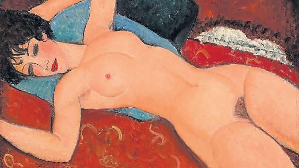desnudo-Modigliani