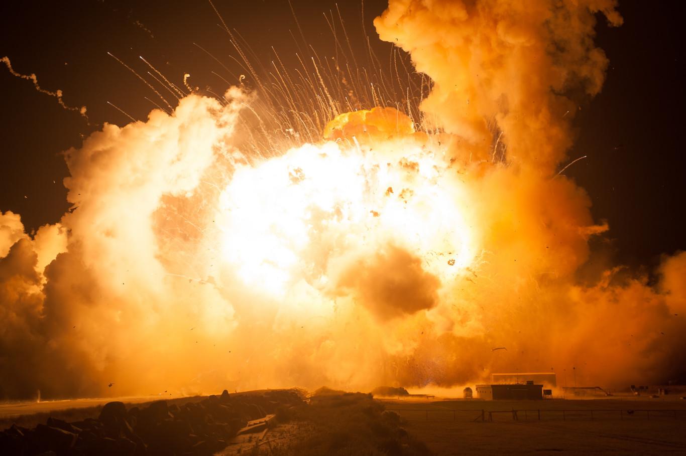 explosion Nasa 1