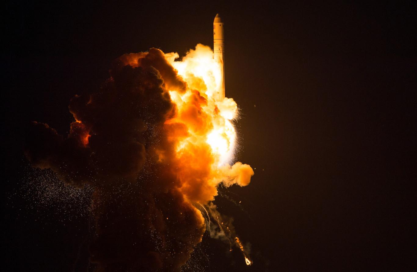 explosion Nasa 7