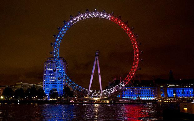 france london eye