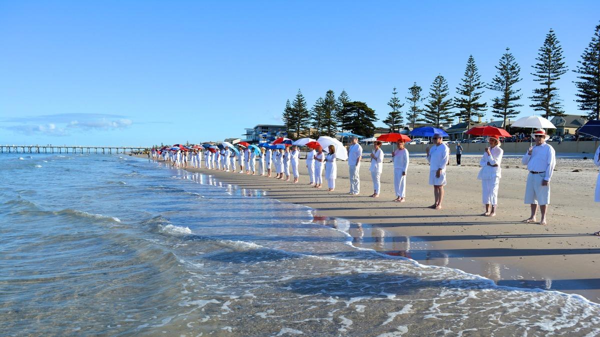 Homenaje Australia 4