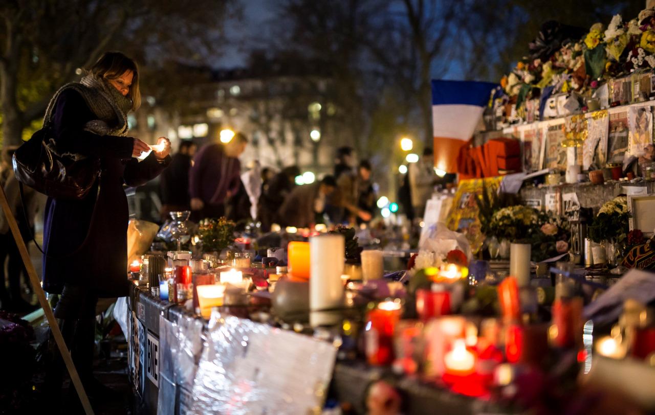 Homenaje Paris 5