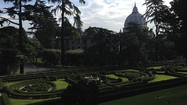 Jardines Vaticanos 2
