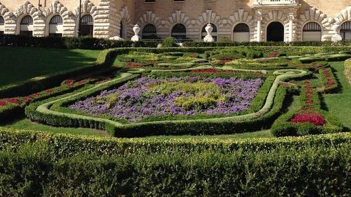 Jardines Vaticanos 7