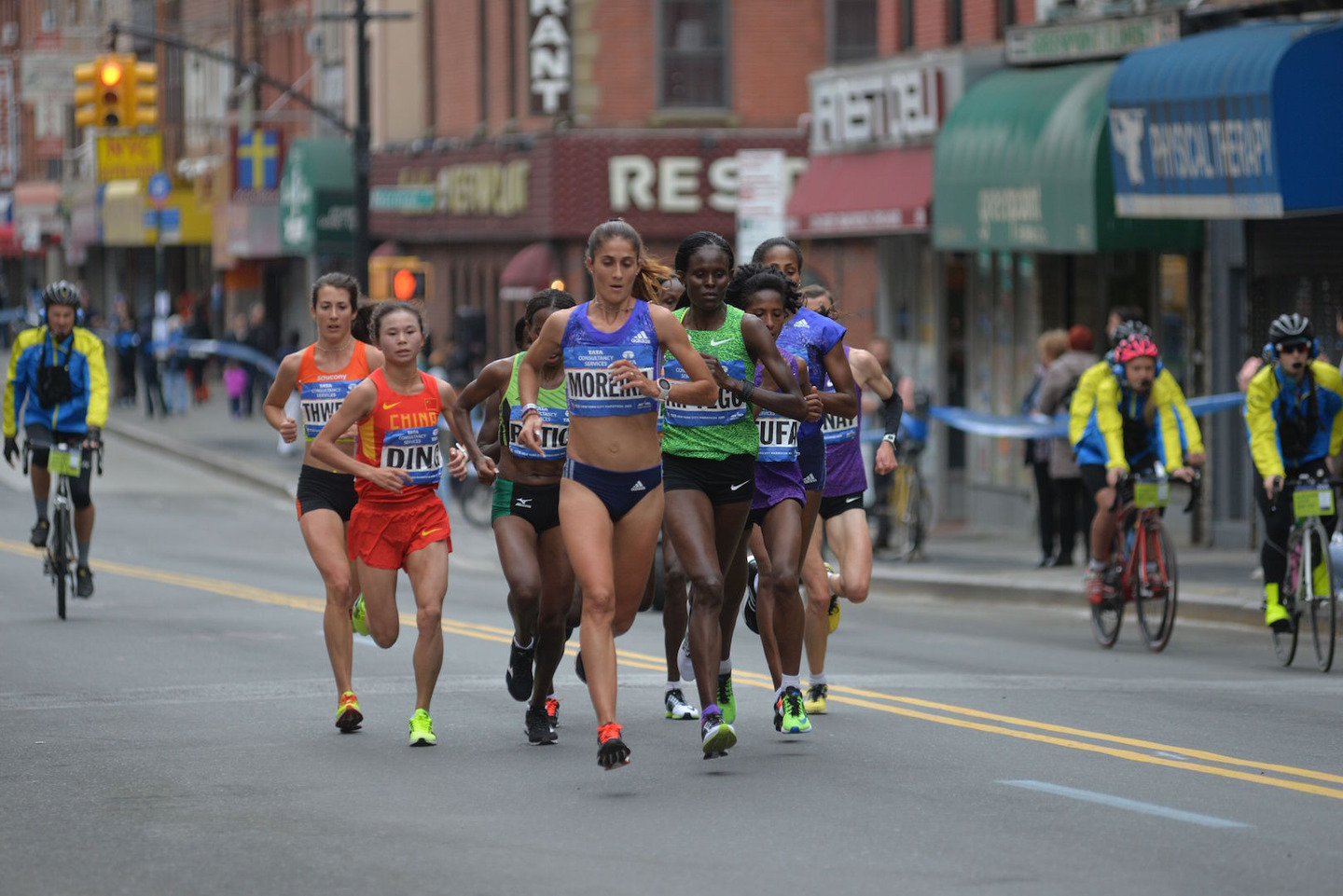 New York City Marathon, America - 01 Nov 2015
