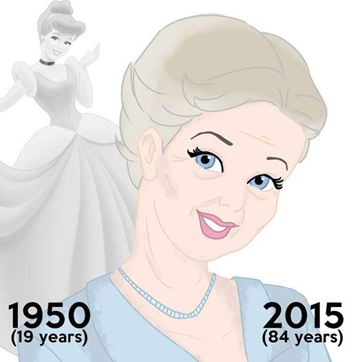Princesa edad real 2