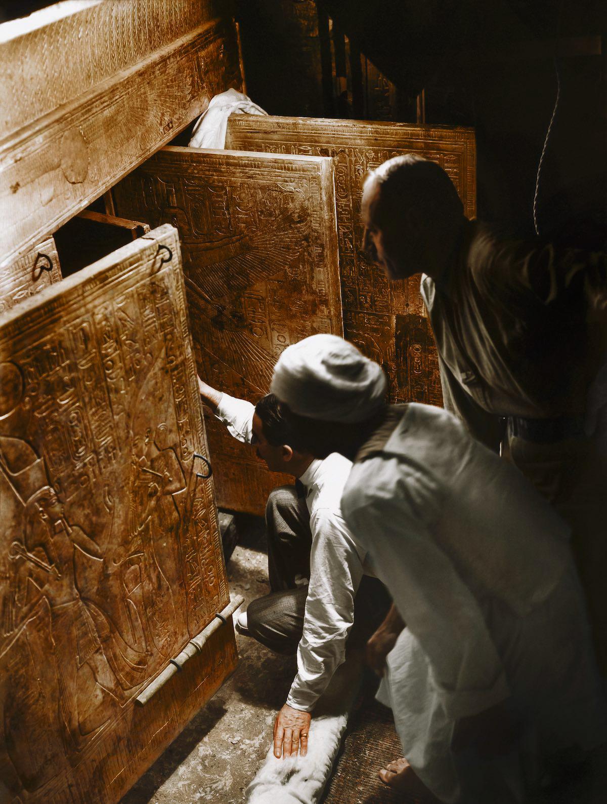 Tutankamón (1)