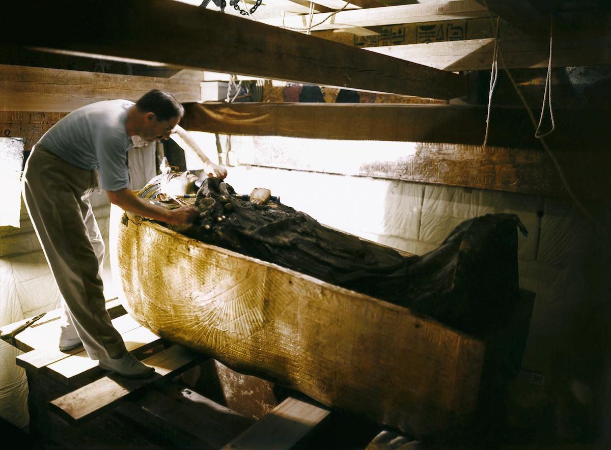 Tutankamón (16)