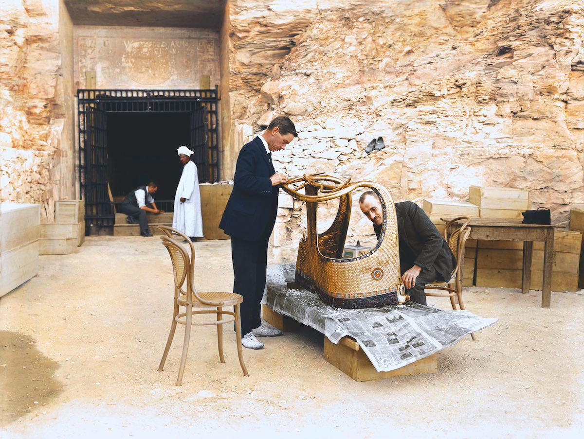 Tutankamón (17)