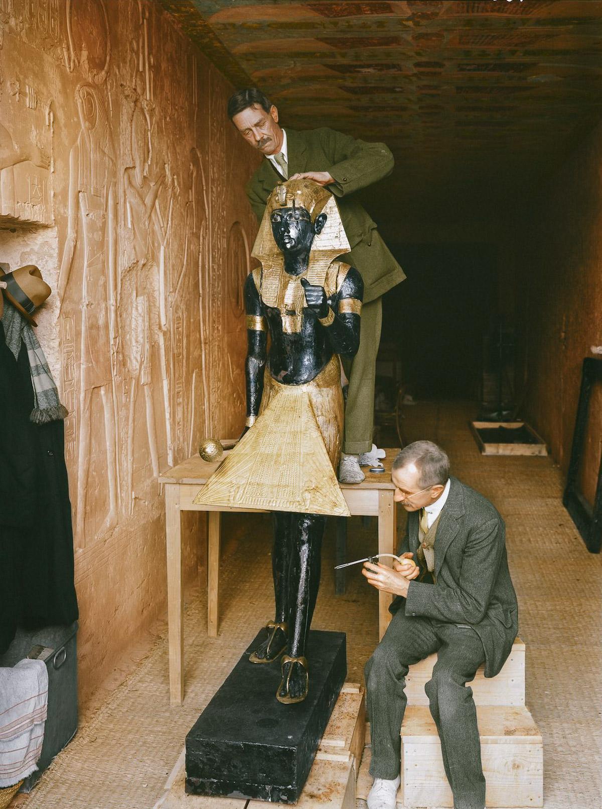 Tutankamón (2)
