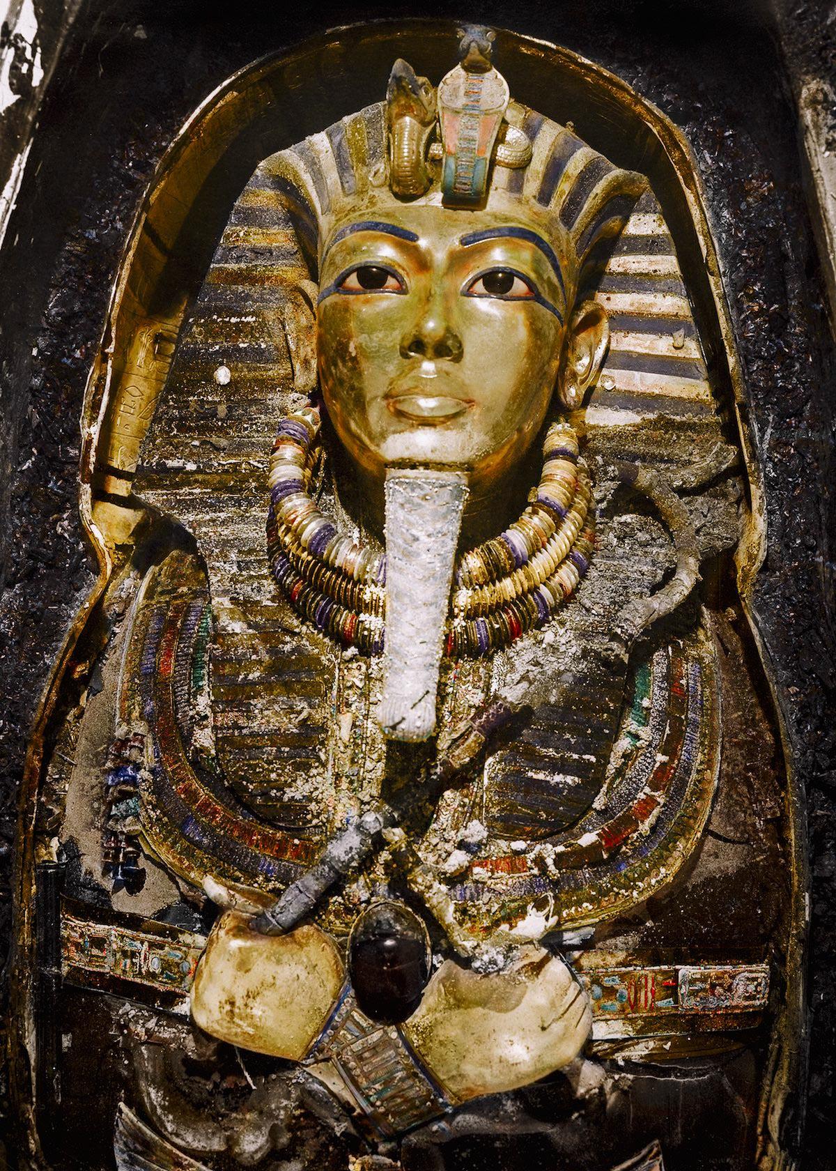 Tutankamón (3)
