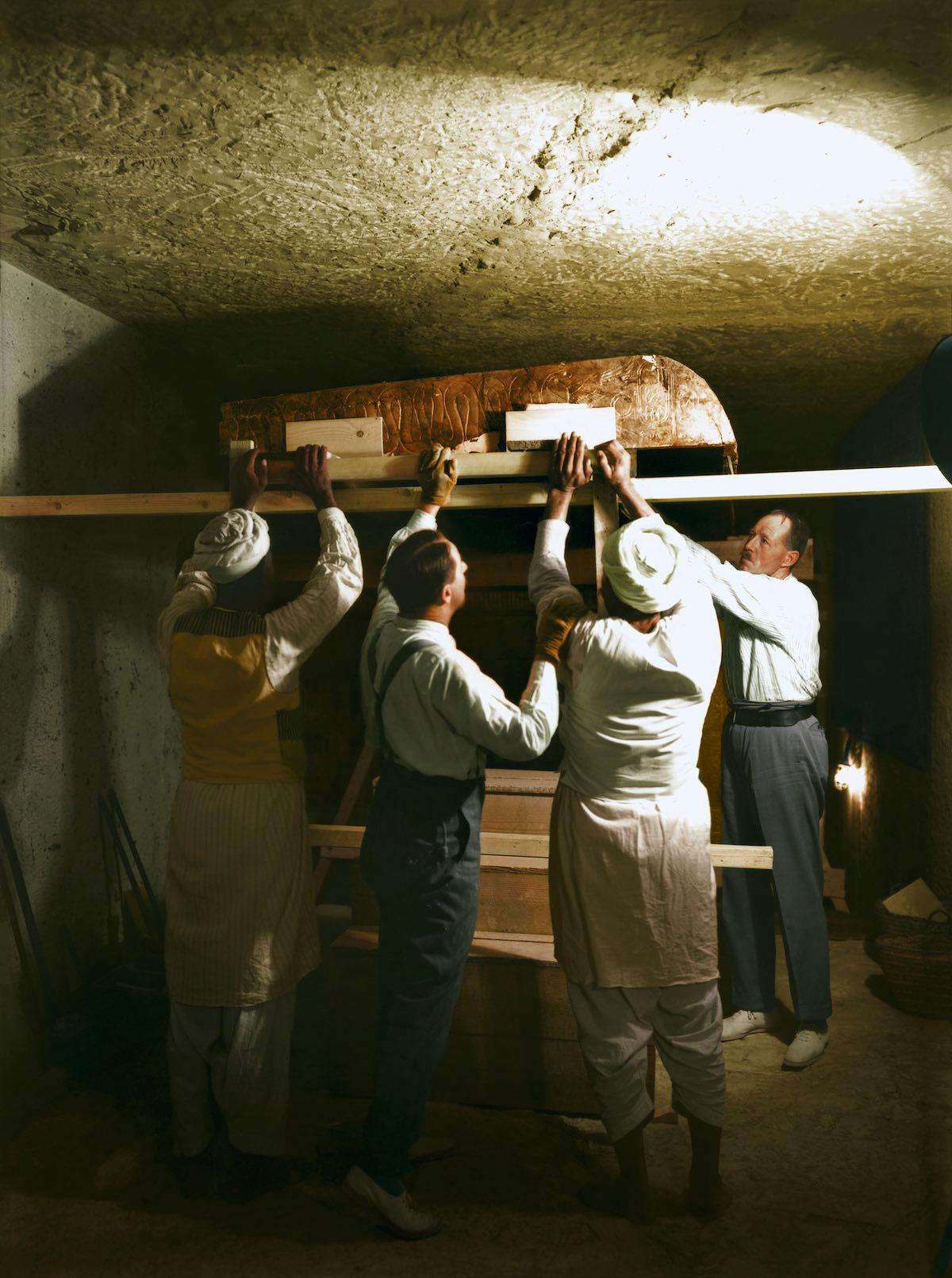Tutankamón (4)