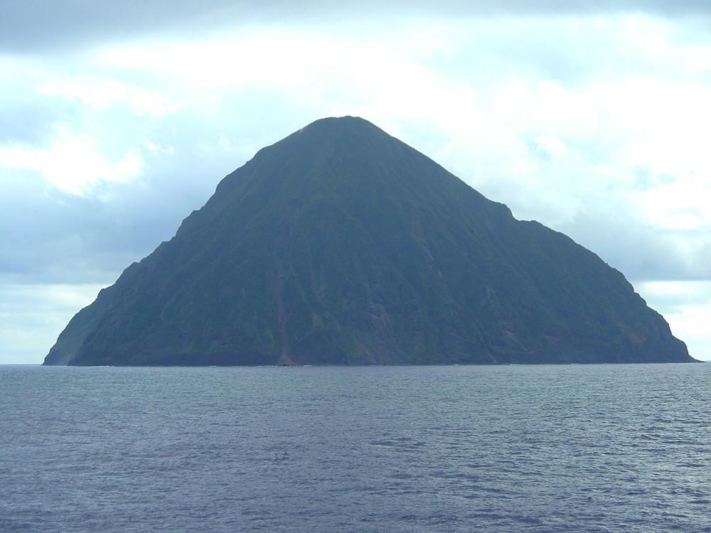Volcán de Iwo Jima (Japón)