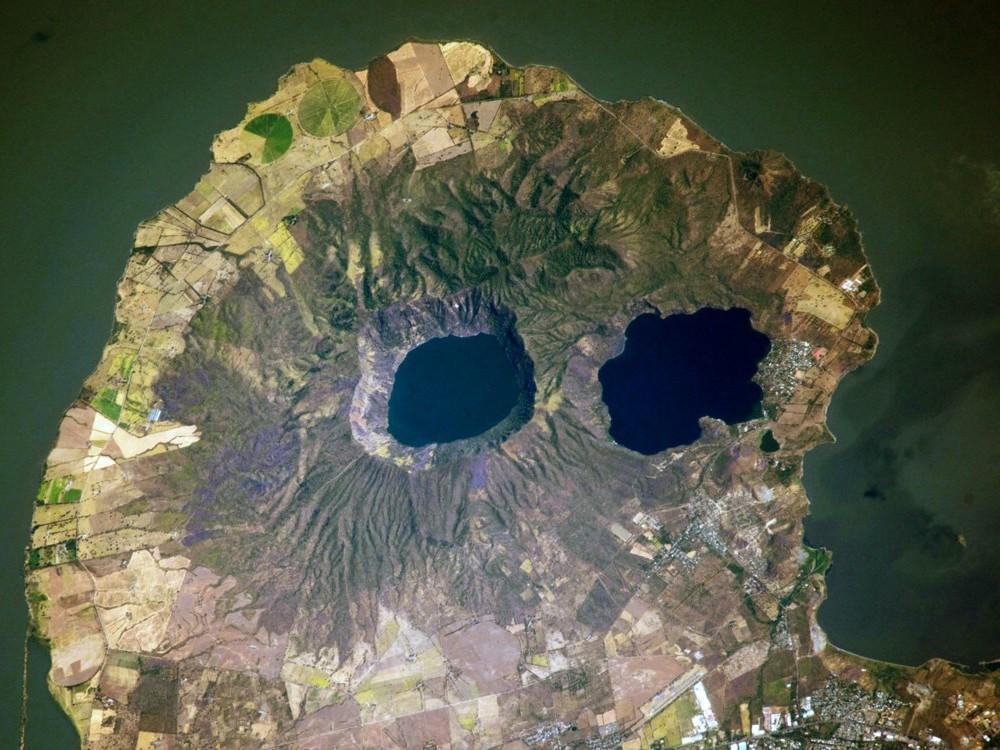 Volcán de Chiltepe / Apoyeque (Nicaragua)