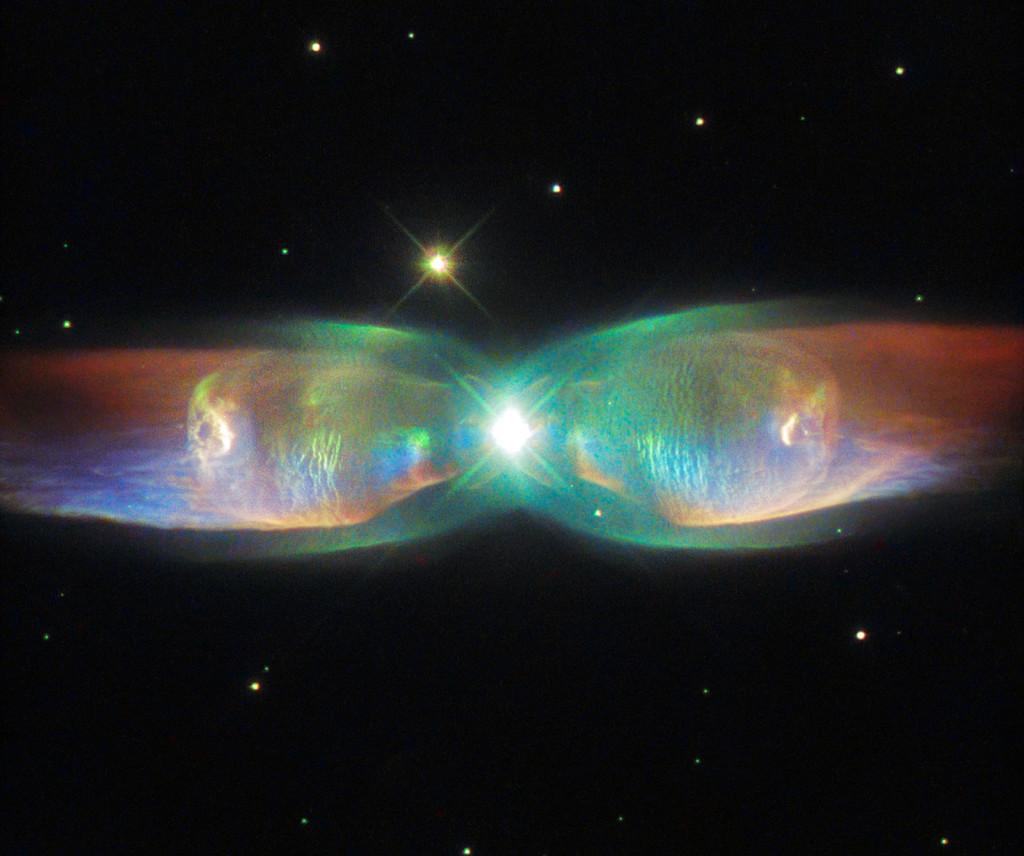 Nebulosa Twin Jet