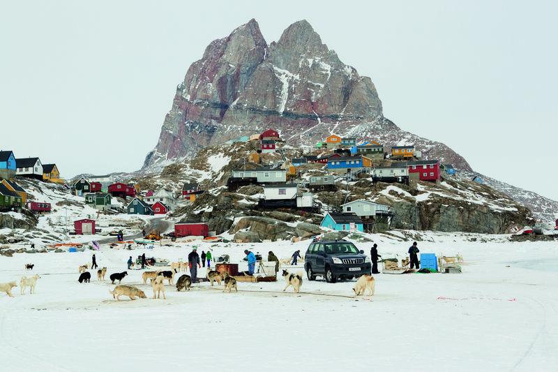 The last Men, Uummannaq, Greenland, 2015