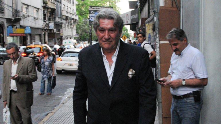 Armando Pérez, presidente de Belgrano
