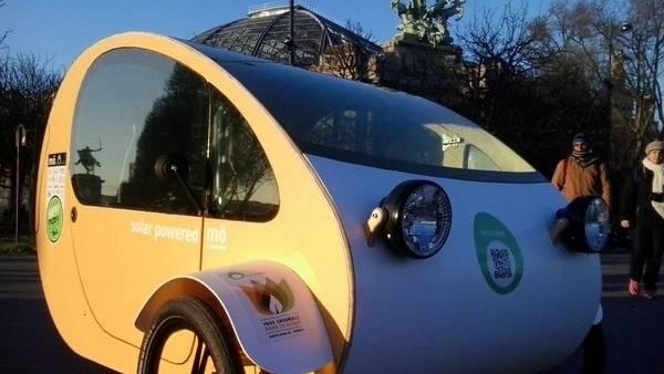 auto energia solar