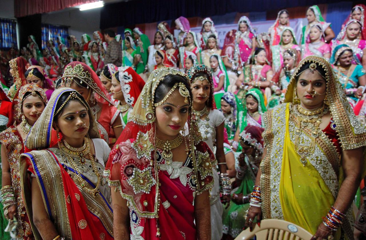 Casamiento Masivo India 3