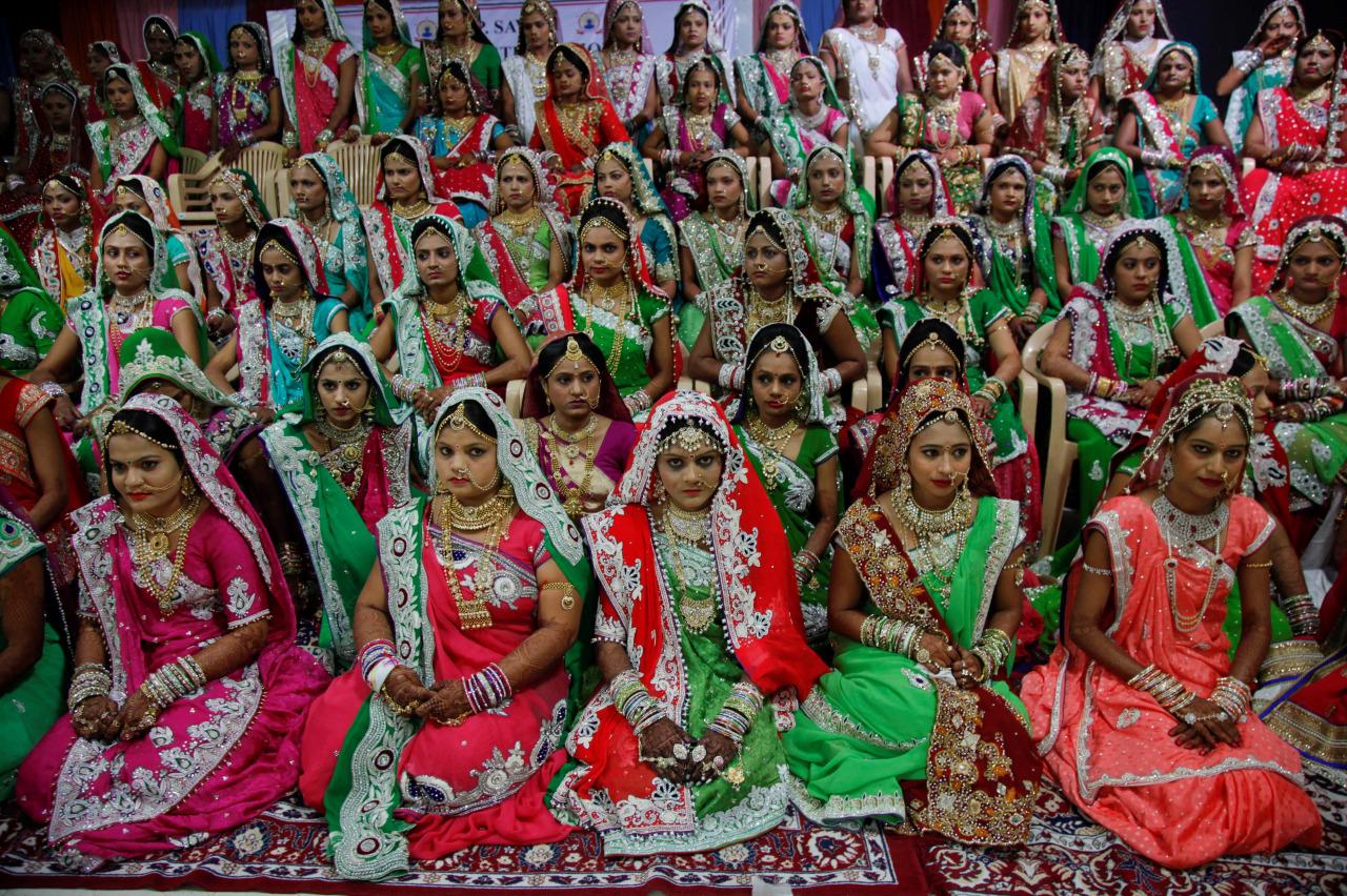 Casamiento Masivo India 5