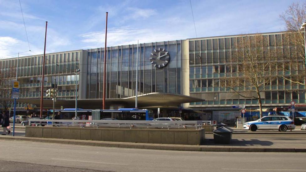 estación-trenes-Munich-Alemania