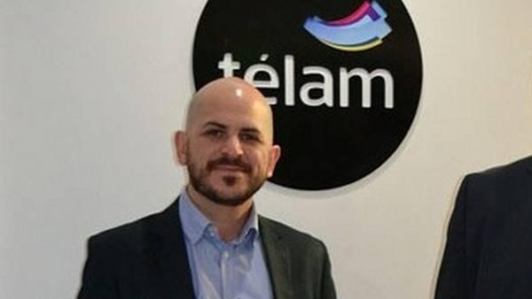 Fabián Rodríguez, titular de Télam.