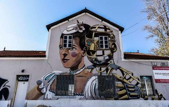 Lisboa Street Art 6