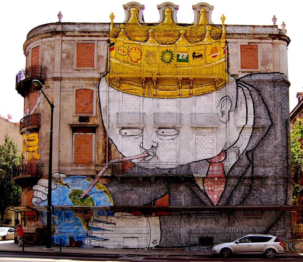 Lisboa Street Art 8