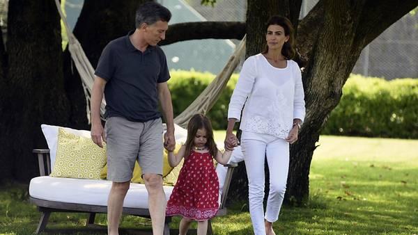 macri familia