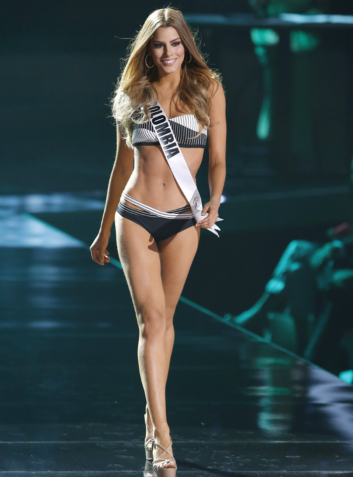 Miss Colombia 07