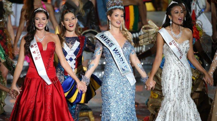 Miss Mundo 2
