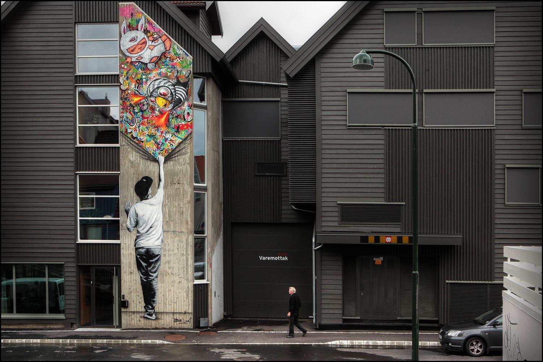 Street art Stavanger 2