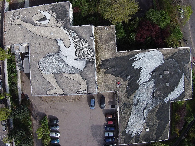 Street art Stavanger 3