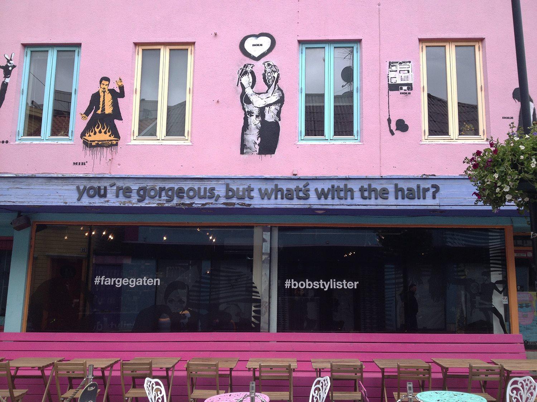 Street art Stavanger 5