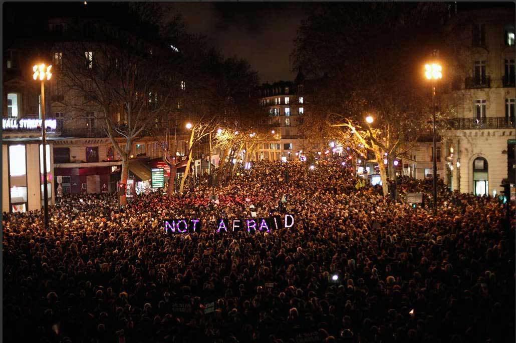 París después de los ataques de Charlie Hebdo