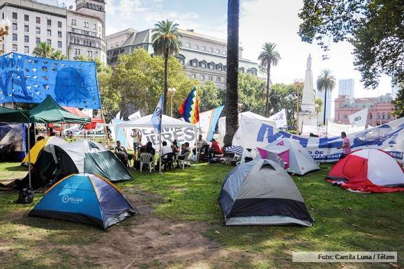 acampe_plaza_de_mayo_por_milagro_sala