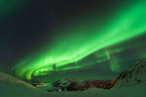 aurora boreal boruega