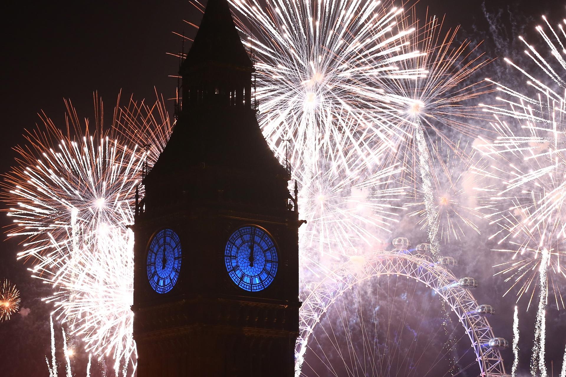 Festejos Año Nuevo 1