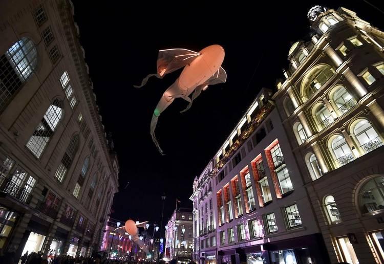 Festival de la Luz Londres 1